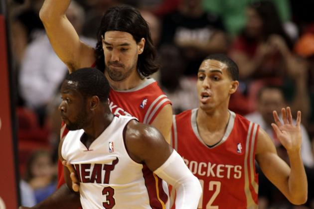 NBA Trade Rumors: Will the Houston Rockets Be Active at the Trade Deadline?