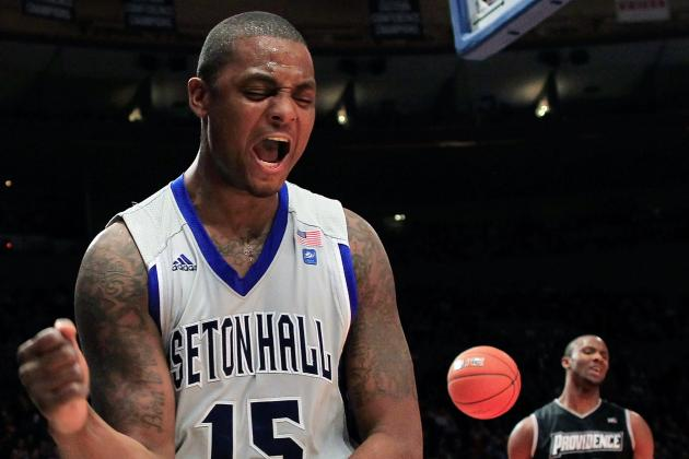 NIT 2012 Bracket: Projections for Every Tournament Game