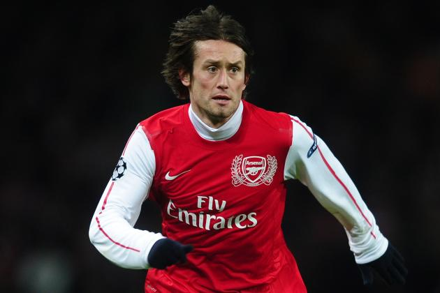 Arsenal News: Tomas Rosicky Signs New Deal with the Gunners