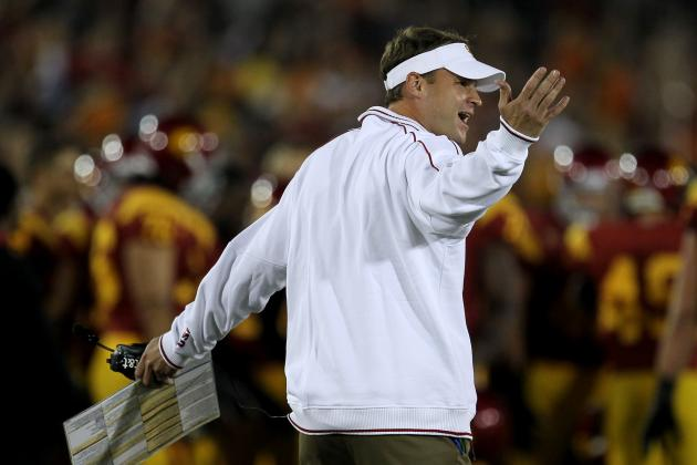 USC Football 2012: Latest News, Updates and More from Spring Practice