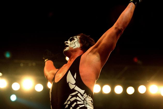 Sting Isn't an Icon in Pro Wrestling; Needs WWE to Be Considered