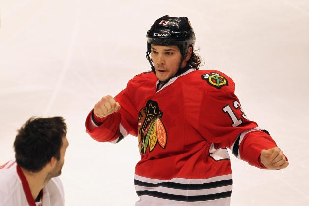 Daniel Carcillo Re-Signed by the Chicago Blackhawks: GM Stan Bowman Grows a Pair