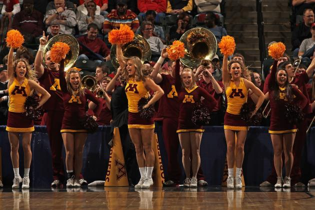 NIT 2012: Minnesota and Sleepers Destined for the Final Four