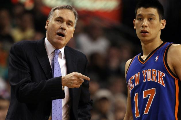 Jeremy Lin Must Learn from Derrick Rose and Lead by Example