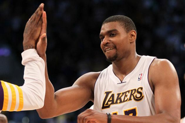 Association Aggregation: Bynum Comes Up Big for the Lakers; More Dwight Talk