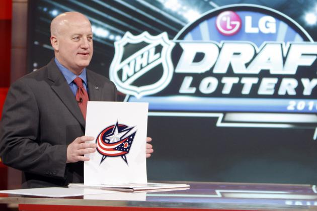 NHL Trade Rumors: Columbus Blue Jackets Considering Trading First-Round Pick?