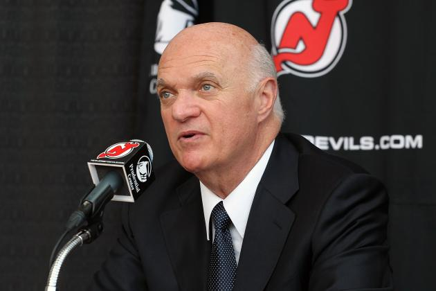 Lou Lamoriello: Who Will One Day Replace the Longtime New Jersey Devils GM?