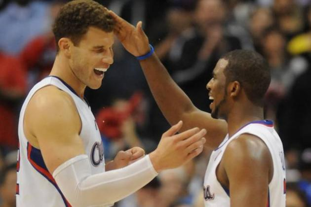 2012 NBA MVP Race: Should Chris Paul and Blake Griffin Be in the Conversation?