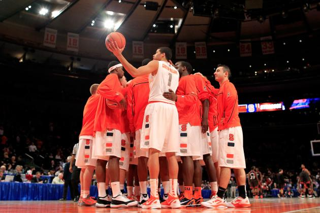March Madness 2012: Previewing Syracuse's Path to the Final Four in New Orleans