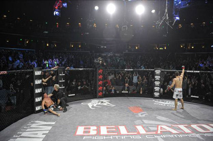 Bellator's Sean McCorkle Was Genuinely Afraid for Joe Warren