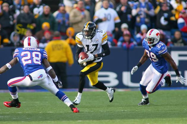 Mike Wallace to Bills: Why Ex-Steelers WR Would Look Good in Buffalo