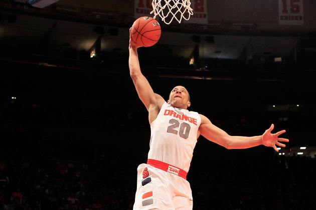 NCAA Tournament 2012 Bracket: Syracuse Orange Will Roll into Final Four