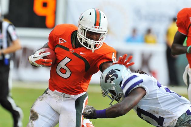 2012 NFL Mock Draft: Analyzing Matt Miller's Latest Picks for the AFC North