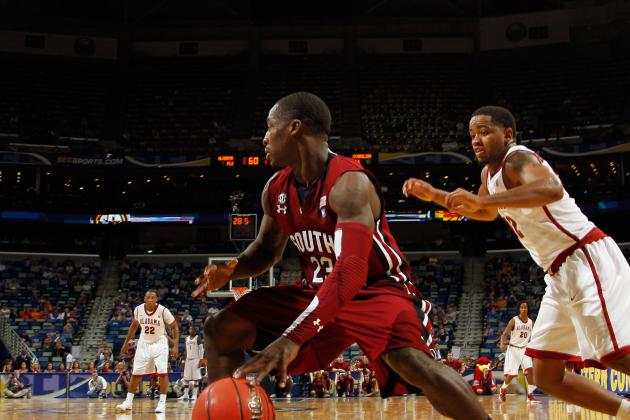 South Carolina Football:  Bruce Ellington Chooses Basketball over Football