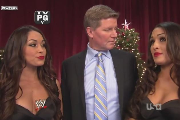 WWE: Why John Laurinaitis Will Not Lose His General Manager Role