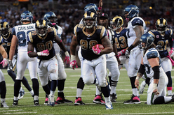 St. Louis Rams: Rams Reportedly Cut DT's Fred Robbins and Justin Bannan