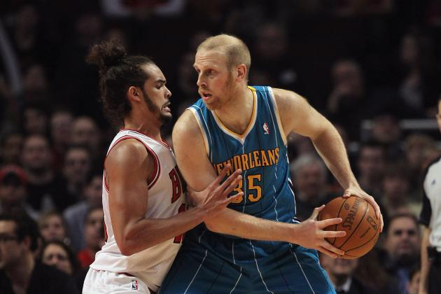 NBA Trade Rumors: Chris Kaman Would Be Big for Hawks in Stretch Run