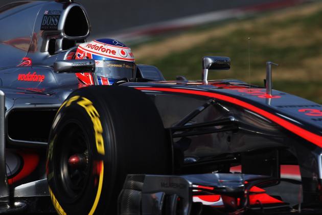 Formula One 2012 Preview: McLaren