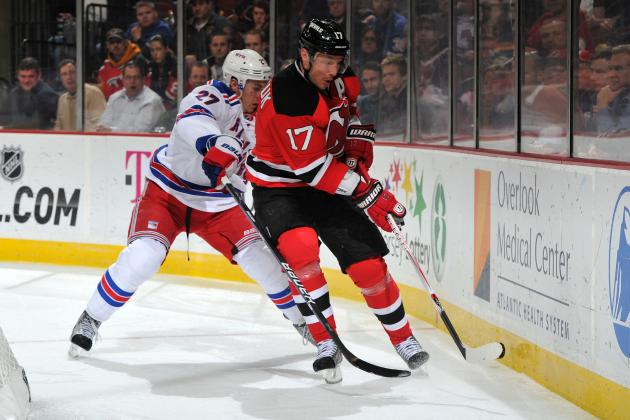 New Jersey Devils Ilya Kovalchuk Leading the Charge Down the Stretch