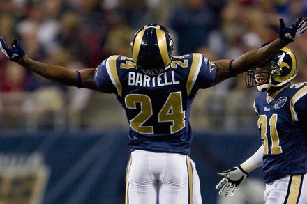 St. Louis Rams: Rams Reportedly Making Huge Cuts of Ron Bartell and James Hall