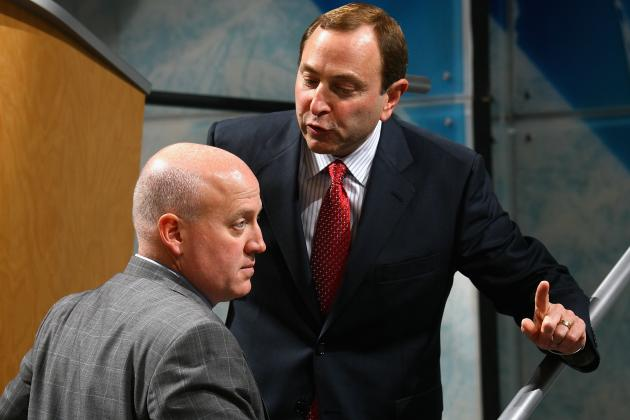 NHL GM Meetings: Rule Changes Proposed Are Designed for Player Safety