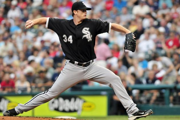 Blue Jays Rumors: Jays Still Pursuing White Sox RHP Gavin Floyd?