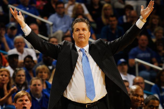March Madness 2012 Bracket Predictions: Kentucky Wildcats Will Face Early Exit