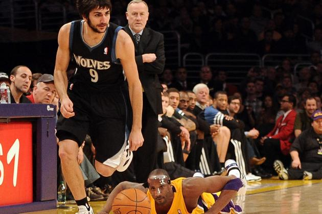 Minnesota Timberwolves: Rubio the State's Latest Fallen Star
