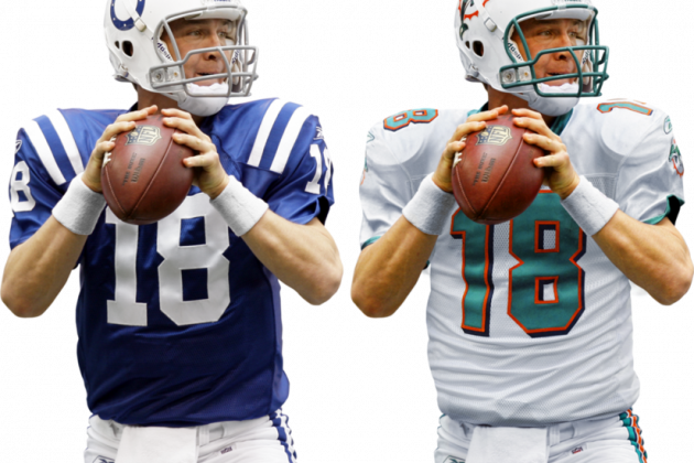 Peyton Manning Rumors: Could Reggie Wayne & Brandon Marshall Bring QB to Miami?