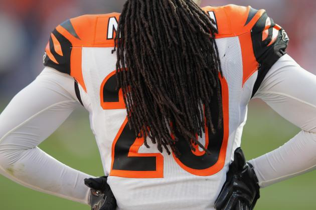Cincinnati Bengals Safety Reggie Nelson Set to Hit Free Agency