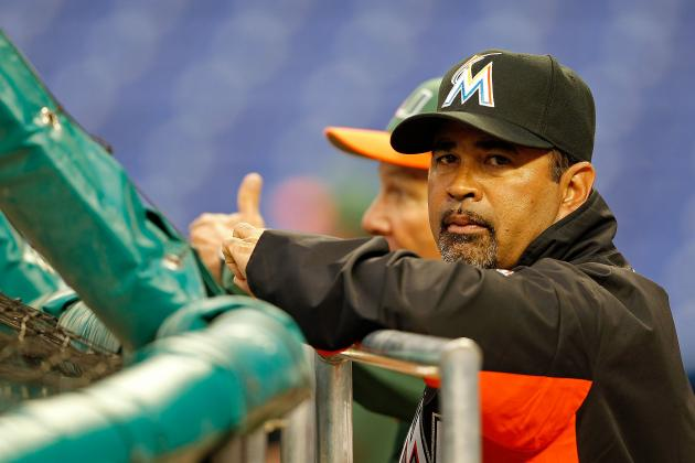 Spring Training: Ozzie Guillen Ejected for First Time as Miami Marlins Manager