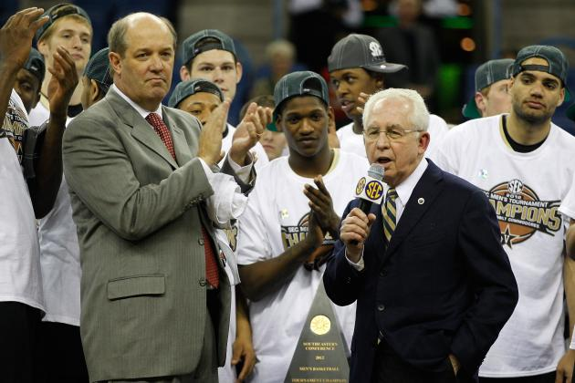 NCAA Bracket 2012 Predictions: Vanderbilt and Trendy Picks Likely to Fall Flat