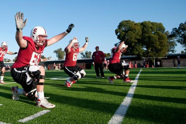 Stanford Football: Freshmen Impress at March 10 Open Practice