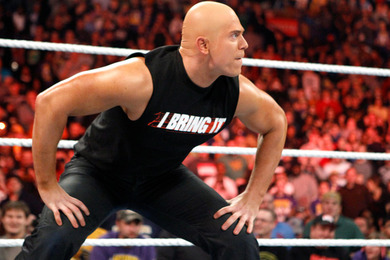WrestleMania 28: Miz to Be Involved in Rock vs. Cena?