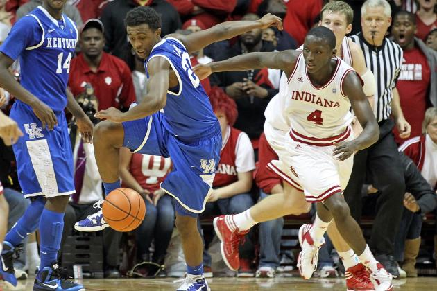 NCAA Tournament 2012: Kentucky Will Get Revenge on Indiana in Sweet 16