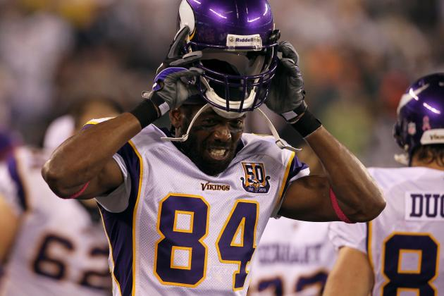 Randy Moss Reaches 1-Year Agreement with San Francisco 49ers