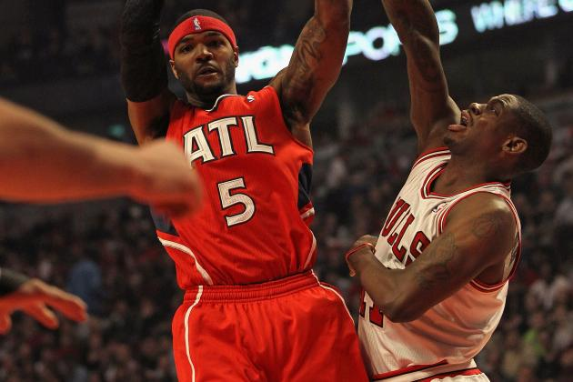 NBA Trade Deadline 2012: Why the Atlanta Hawks Should Keep Josh Smith