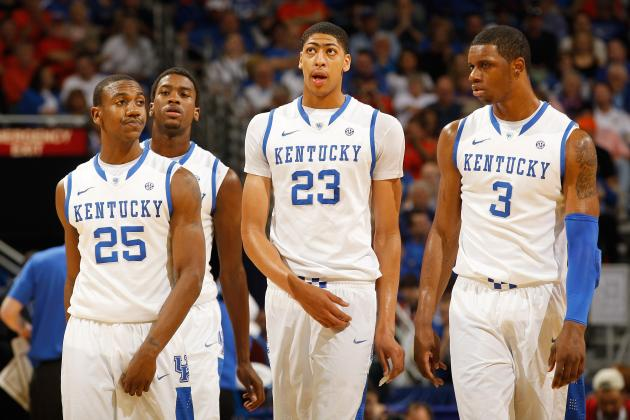 NCAA Tournament 2012: Kentucky Wildcats Scouting Report