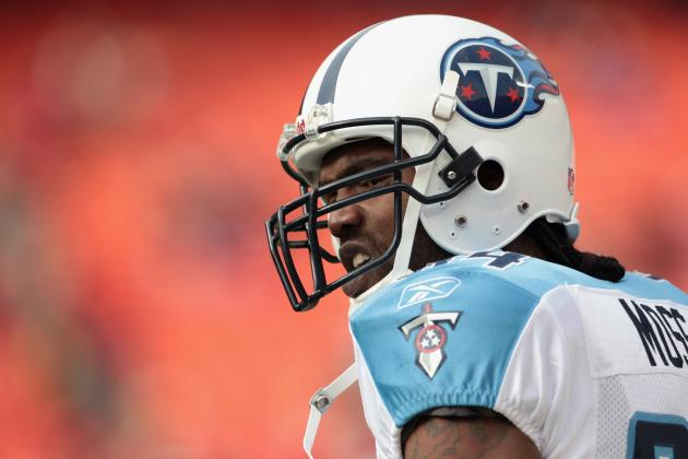 2012 NFL Free Agency: Randy Moss Agrees on Contract with San Francisco 49ers