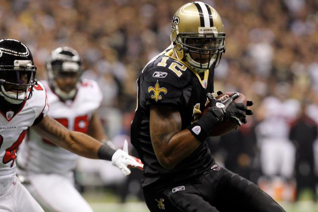 New Orleans Saints, Marques Colston on Verge of a Deal