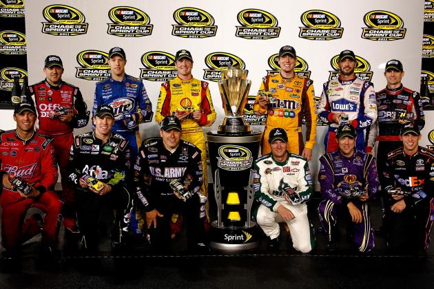 Playing a Numbers Game: Projecting the Chase for the Sprint Cup in March