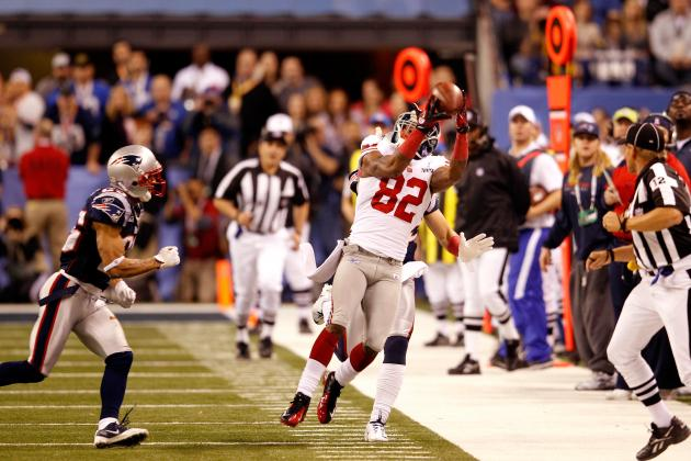 Mario Manningham to Titans: Why Ex-Giants WR Would Look Good in Tennessee