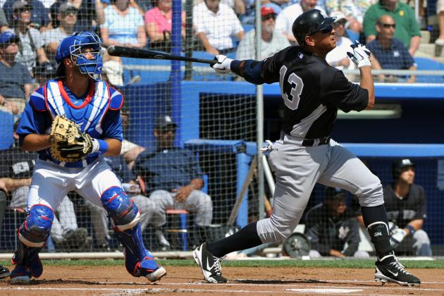 New York Yankees: What to Expect from the Bronx Bombers in '12