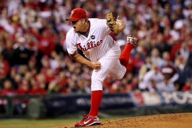 2012 Philadelphia Phillies: Don't Trade Joe Blanton!