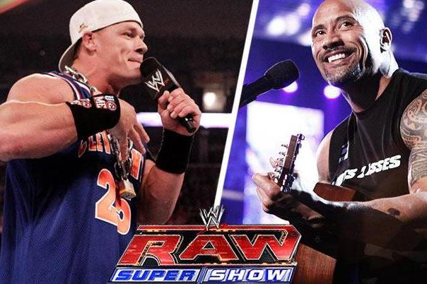 WWE Raw: A Rock Concert, Old School Cena, Undertaker/HBK, CM Punk and More