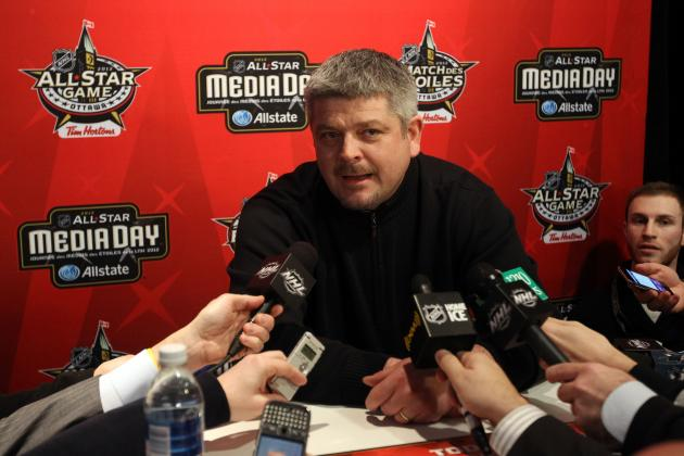 Sharks Beat Oilers, Todd McLellan Keeps His Job...For Now