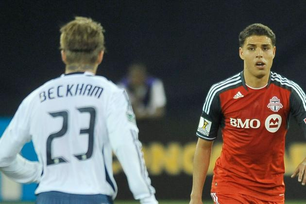 Los Angeles Galaxy vs. Toronto FC Live Blog: Play-by-Play Analysis, Reaction
