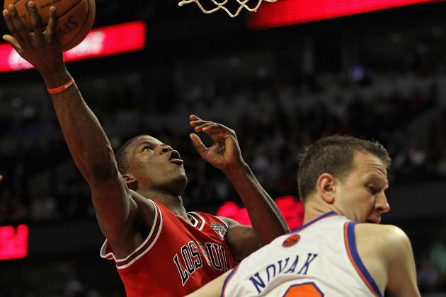 Taj Gibson, Jimmy Butler Help Chicago Bulls Escape New York Knicks