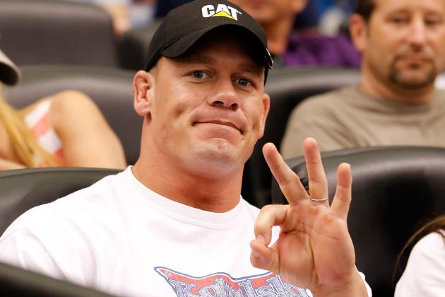 WWE: The Rock vs. John Cena and Their 20-Minute Promos on Raw