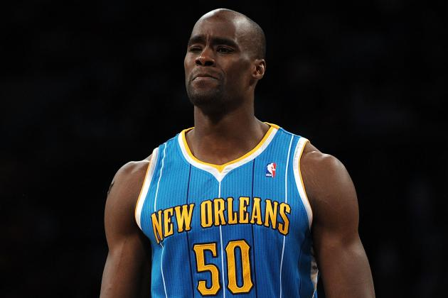 NBA Trade Rumors: Cavs, Hornets Talking Antawn Jamison for Emeka Okafor Deal?
